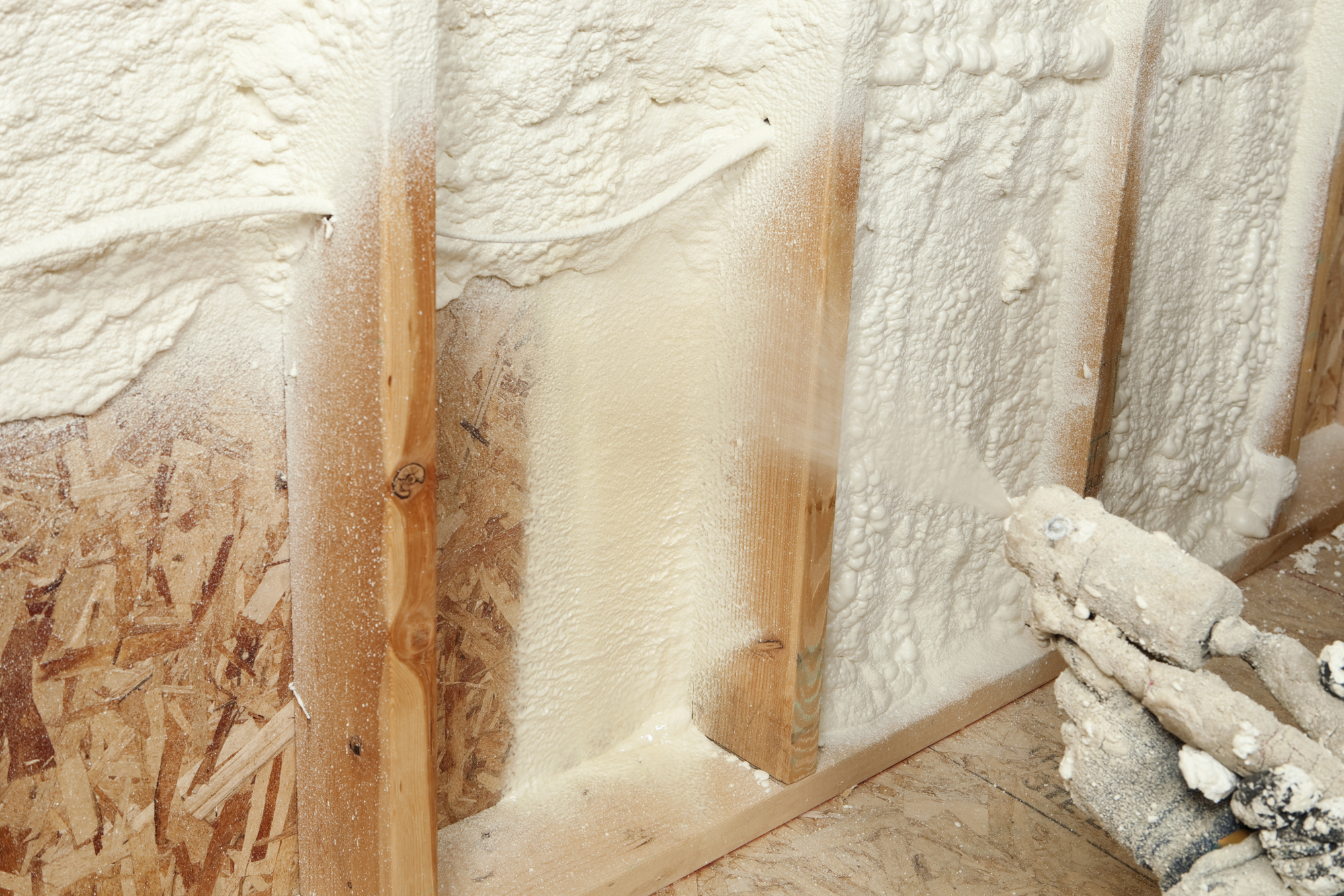 Spray Foam Insulation FAQs R-value | The Spray Foam Guy
